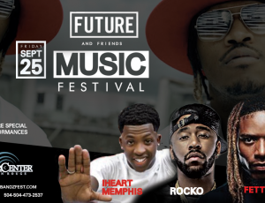 FUTURE & FRIENDS MUSIC FEST TV PROMO