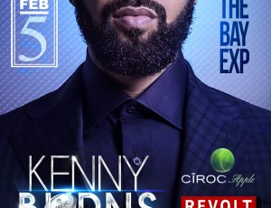 KENNY BURNS SUPER BOWL 50 WEEKEND PARTY