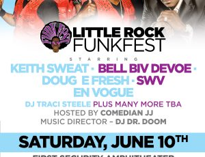 LITTLE ROCK FUNK FEST